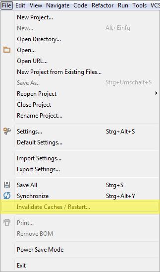 delete-phpstorm-cache